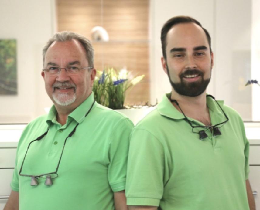 Dr. Florian und Dr. Heiner Strümpler